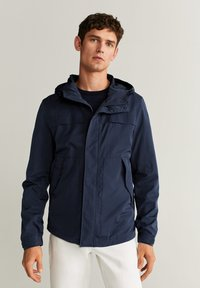 Mango - SUFI - Summer jacket - dunkles marineblau - 0