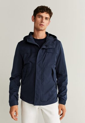 SUFI - Summer jacket - dunkles marineblau