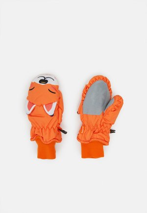 MITTS UNISEX - Mittens - orange