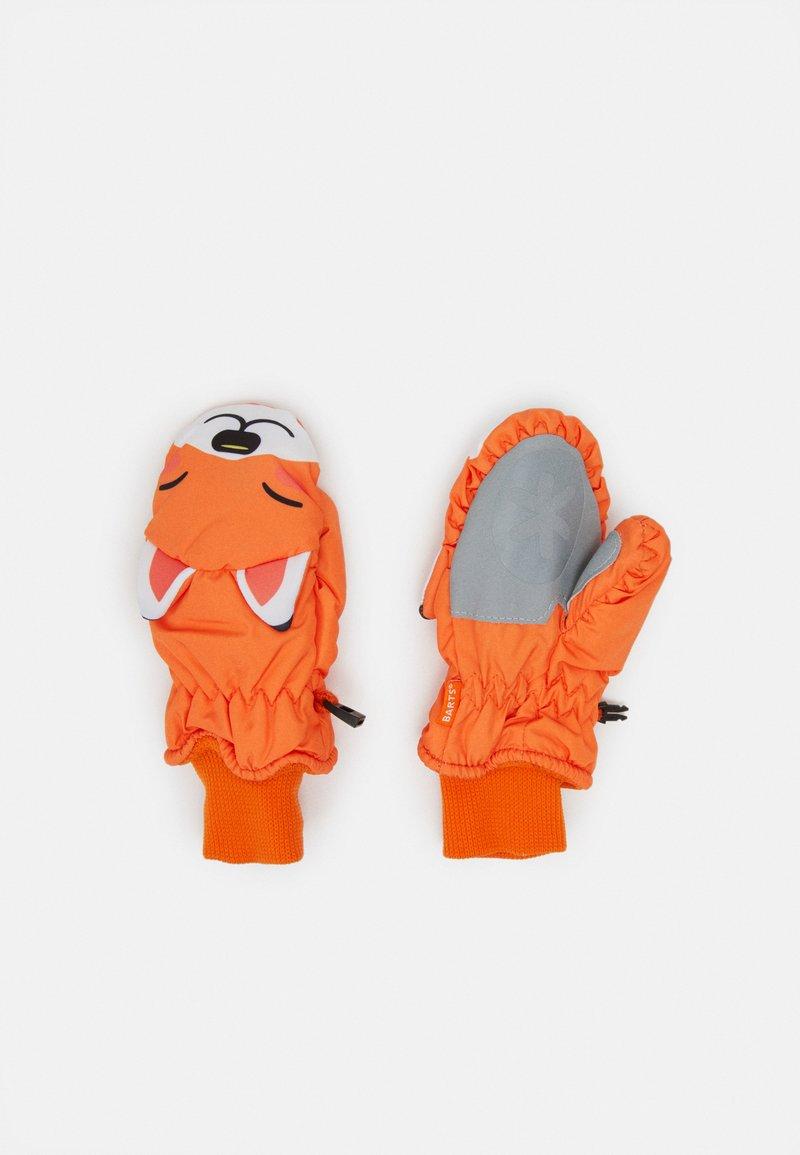 Barts - MITTS UNISEX - Mittens - orange