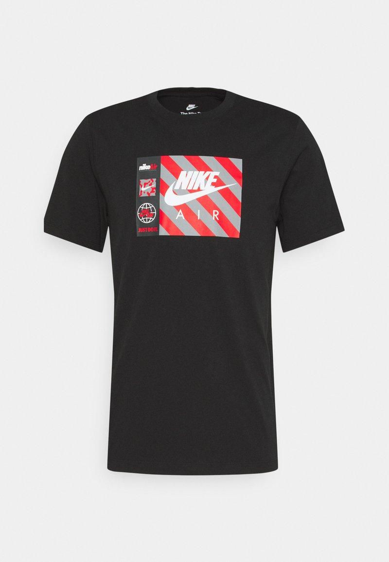 Nike Sportswear - TEE BY AIR  - Print T-shirt - black