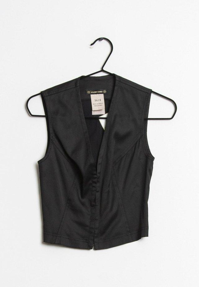 Veste sans manches - black