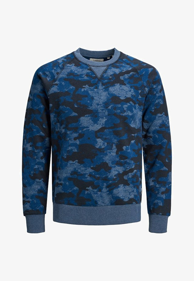 Sweatshirt - estate blue