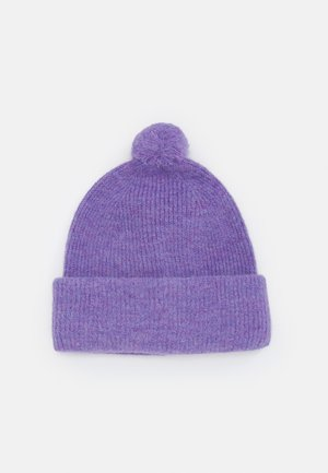 BEANIE - Muts - lilac purple light
