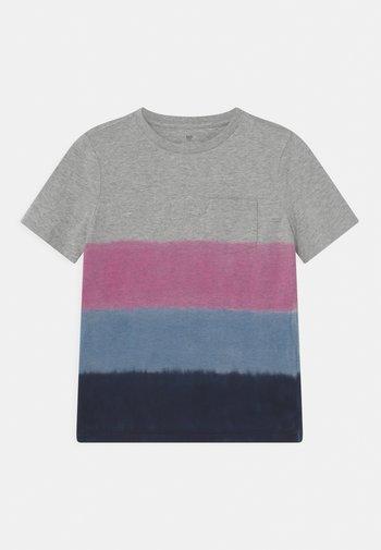 BOY 3 COLOR  - Print T-shirt - pink azalea