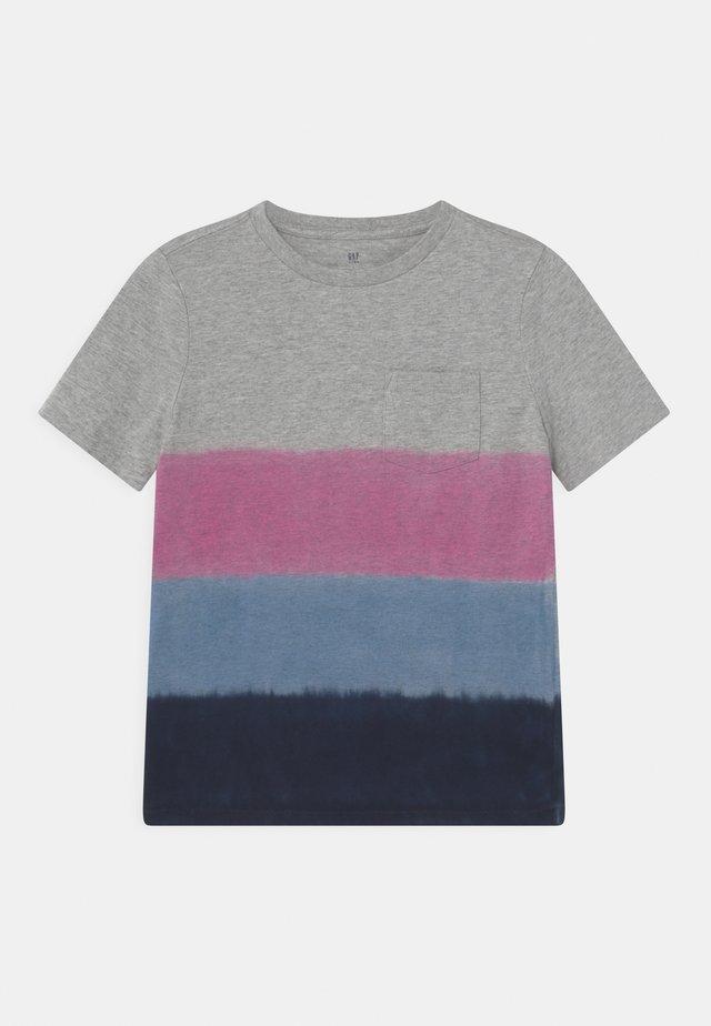 BOY 3 COLOR  - Camiseta estampada - pink azalea