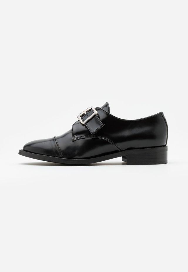 VINCE VEGAN - Loafers - black