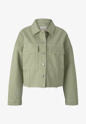 Veste en jean - light moor green