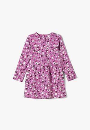 AUS  - Jersey dress - pink aop