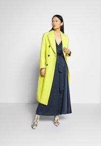 Love Copenhagen - LORETTA DRESS LONG - Maxi dress - maritime blue - 1
