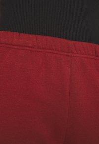 Gina Tricot - BASIC - Tracksuit bottoms - pomegranate - 5