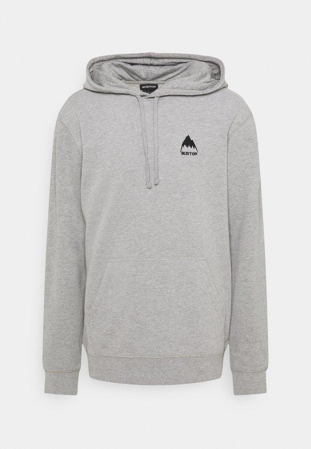 MOUNTAIN  - Hoodie met rits - gray heather