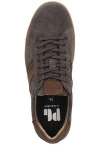 Pius Gabor - Sneakers laag - dk.grey/mocca - 1