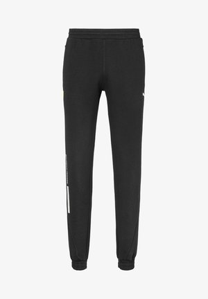 SCUDERIA FERRARI - Tracksuit bottoms - black
