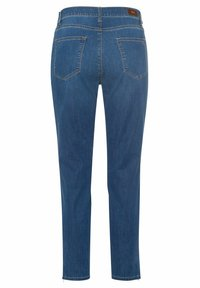 BRAX - STYLE MARY S - Slim fit jeans - used water blue - 6