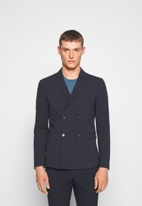Lindbergh - DOUBLE BREASTED SUIT - SLIM FIT - Completo - navy - 2