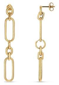 QOOQI - Earrings - gold - 2