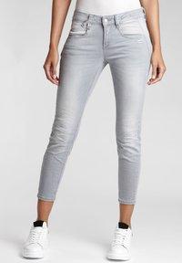 Gang - NELE - Jeans Skinny Fit - grey genoa - 3
