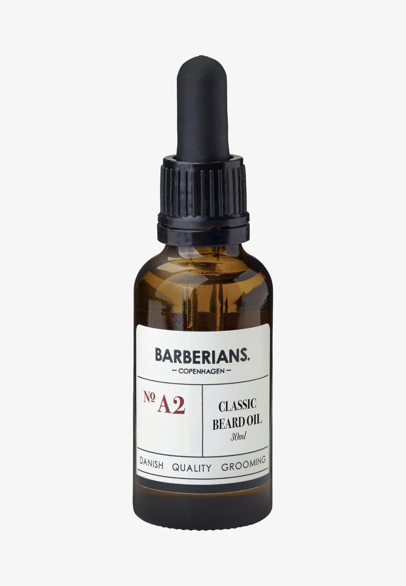 Barberians - CLASSIC BEARD OIL - Skægpleje - -