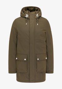 ICEBOUND - Zimní kabát - militär oliv - 4