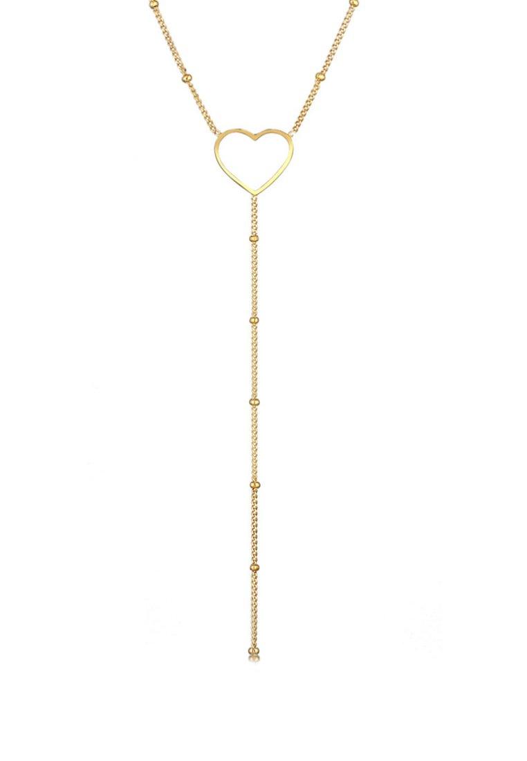 Elli Herz - Halskette Gold-coloured/gold