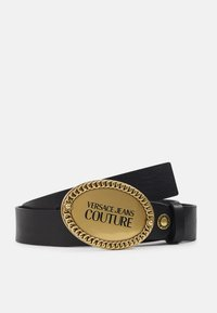 Versace Jeans Couture - Belt - black/gold-coloured - 1