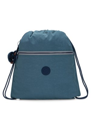 SUPERTABOO - Drawstring sports bag - baltic aqua