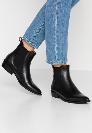 WALKING IN MEMPHIS - Classic ankle boots - black