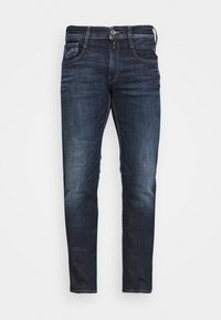Replay - ANBASS AGED - Jeans slim fit - dark blue - 3