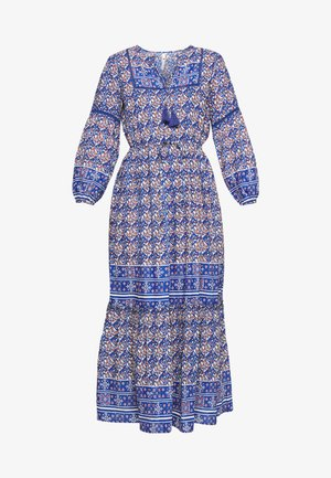 NORMA - Maxi dress - blue