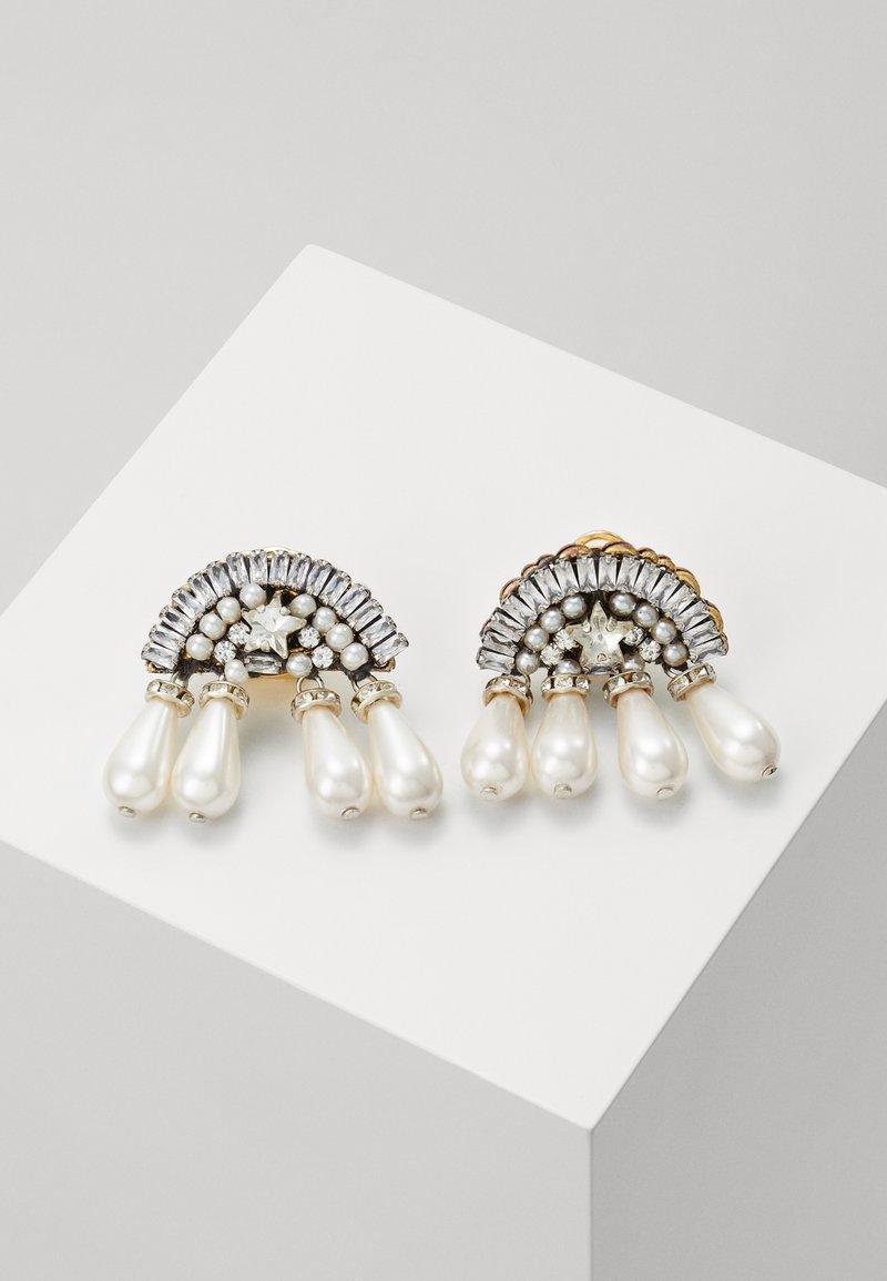 Radà - Earrings - crystal