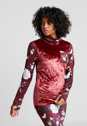 WOMENS  - Langarmshirt - biking red