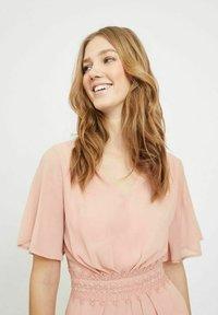 Vila - Maxi dress - misty rose - 2