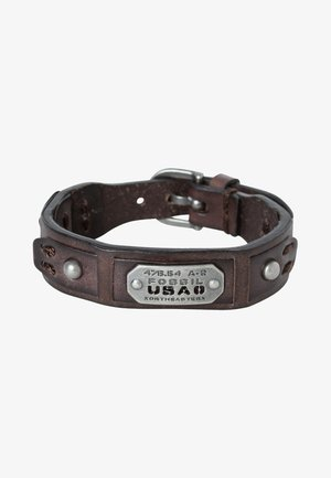 Bracciale - dark brown