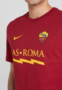 Nike Performance - AS ROM TEE CORE MATCH - Pelipaita - team crimson - 5