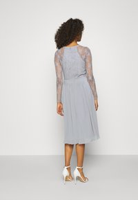Nly by Nelly - SOMETHING ABOUT HER - Vestito elegante - grey - 2