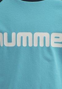Hummel - Langarmshirt - scuba blue - 3