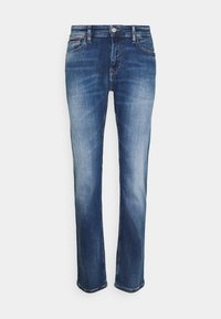 Tommy Jeans - SCANTON - Jeans slim fit - queens mid blue - 3