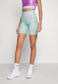 Nike Performance - ONE CORE - Leggings - green glow/white - 0