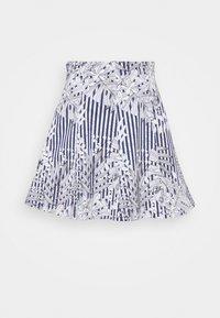 MAX&Co. - ADORNARE - A-line skirt - navy blue - 0