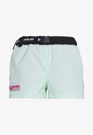 SHORT - Pantalón corto de deporte - aqua foam/white/pink surge