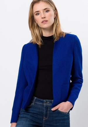 Cardigan - true blue