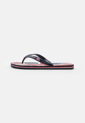 HAWI BRITT - Pool shoes - navy