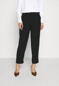 Banana Republic - Trousers - black - 0