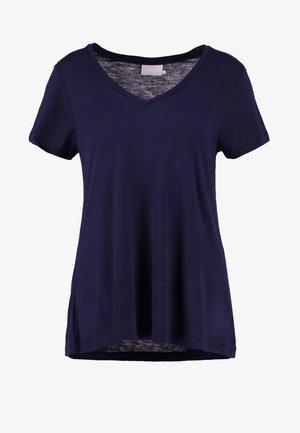 ANNA  - T-shirt basic - midnight marine