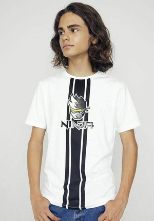 T-shirt imprimé - off- white