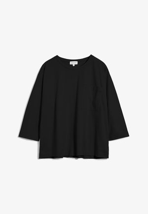 JULIKAA - Long sleeved top - black