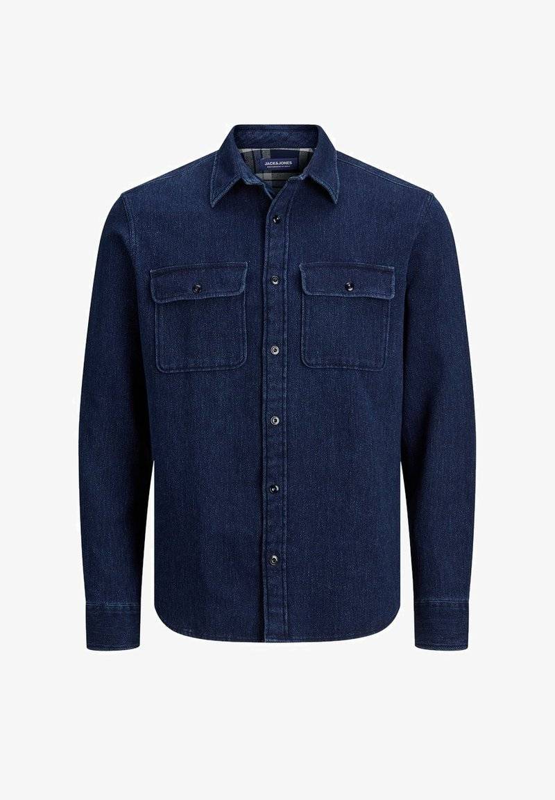Jack & Jones Junior - Shirt - dark blue denim