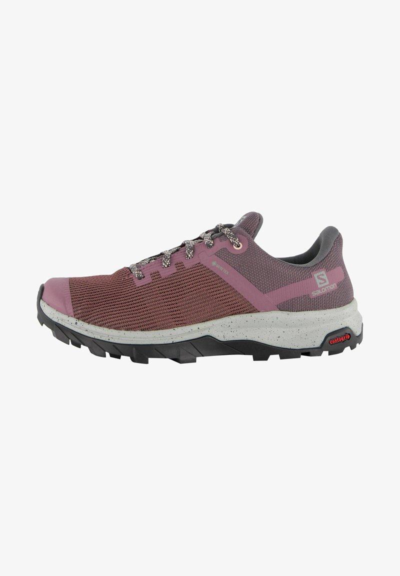 Salomon - Hiking shoes - beere