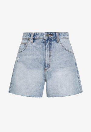 VENICE - Denim shorts - aqua aura